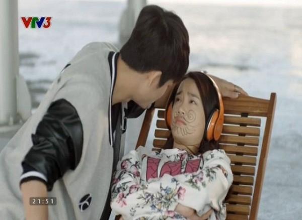 Tuổi thanh xuân tập 17: Nhã Phương - Kang Tae Oh liên tục ôm hôn ngọt ngào - Ảnh 3