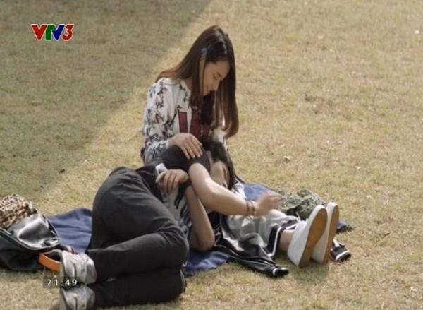 Tuổi thanh xuân tập 17: Nhã Phương - Kang Tae Oh liên tục ôm hôn ngọt ngào - Ảnh 2