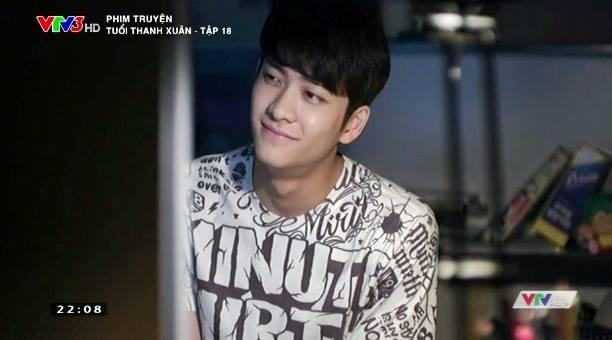 Tuổi thanh xuân tập 18: Kang Tae Oh sáng tác ca khúc tặng Nhã Phương - Ảnh 1