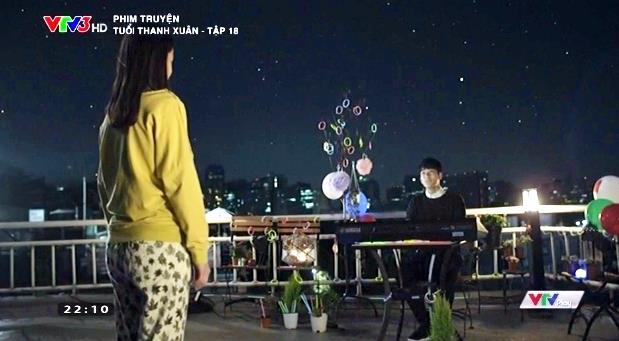 Tuổi thanh xuân tập 18: Kang Tae Oh sáng tác ca khúc tặng Nhã Phương - Ảnh 3