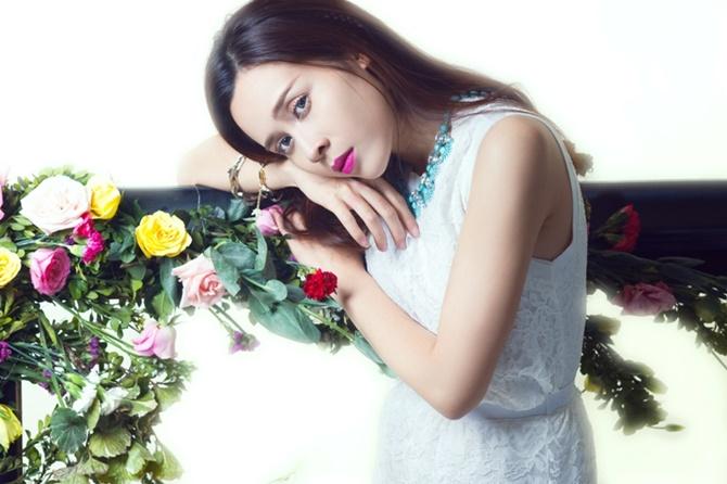 Lưu Hương Giang đẹp cuốn hút tung sản phẩm tình yêu dịp Valentine - Ảnh 4