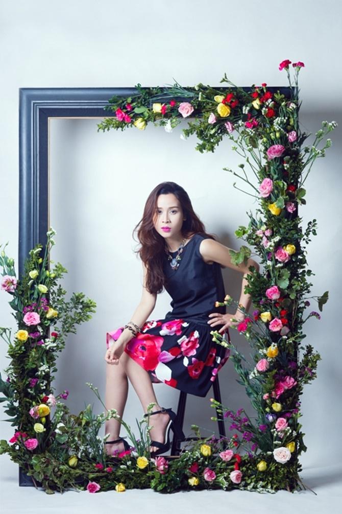 Lưu Hương Giang đẹp cuốn hút tung sản phẩm tình yêu dịp Valentine - Ảnh 6