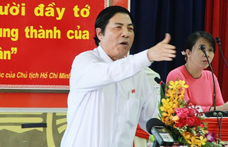 """Tướng Thước: Ông Nguyễn Bá Thanh để lại 3 """"di sản"""" lớn - Ảnh 1"""