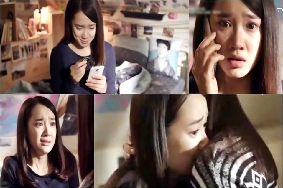 """""""Tuổi thanh xuân"""" tập 20: Nhã Phương - Kang Tae Oh ly biệt đầy nước mắt - Ảnh 2"""