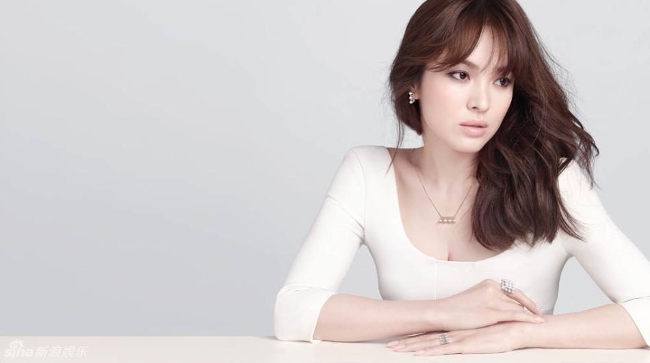 Vẻ đẹp lung linh thanh khiết của Song Hye Kyo - Ảnh 3