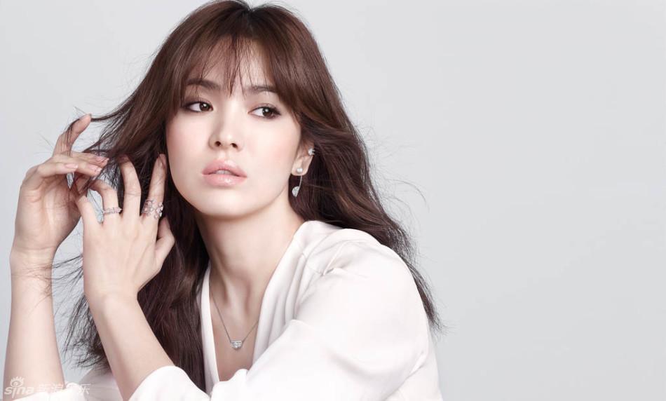 Vẻ đẹp lung linh thanh khiết của Song Hye Kyo - Ảnh 5