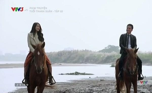 Tuổi thanh xuân tập 23: Kang Tae Oh gặp lại Nhã Phương - Ảnh 3