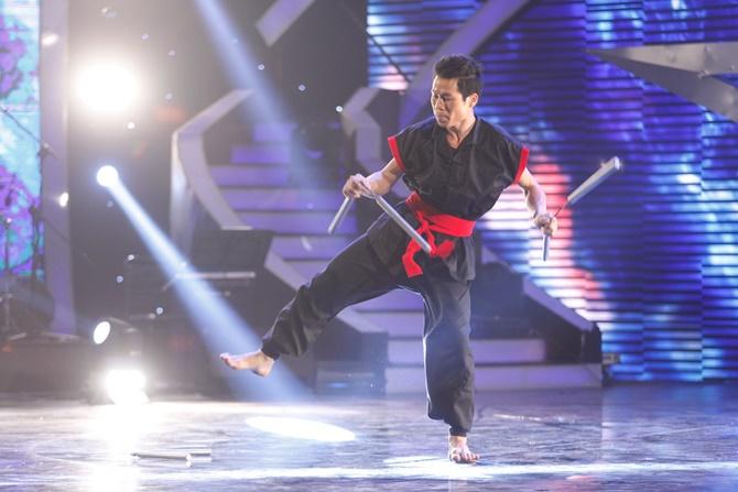 """Vietnam's Got Talent: """"Tiểu Hồ ly"""" 4 tuổi """"hạ gục"""" bộ tứ quyền lực - Ảnh 7"""