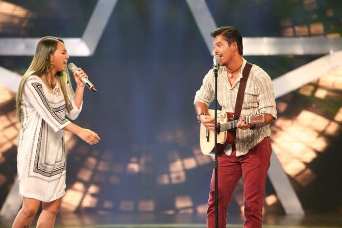 """Vietnam's Got Talent: """"Tiểu Hồ ly"""" 4 tuổi """"hạ gục"""" bộ tứ quyền lực - Ảnh 6"""