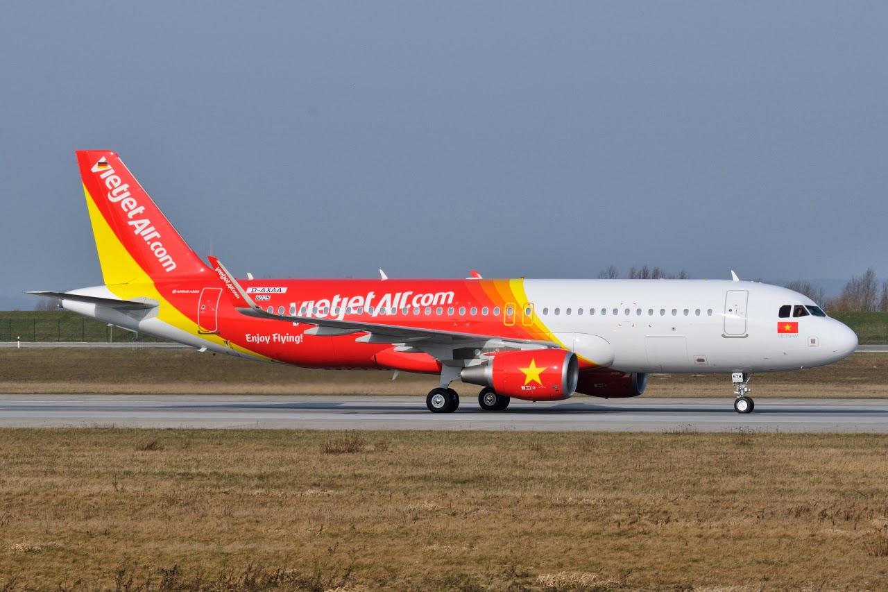 Hành khách đùa có bom, chuyến bay của VietJet Air bị hoãn 3 tiếng - Ảnh 1
