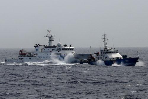 Tình hình Biển Đông 21/6: Tàu hải giám mở hết tốc lực đâm tàu CSB - Ảnh 1