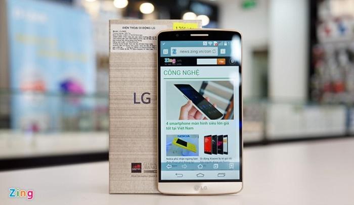 Những smartphone giảm giá mạnh trong tháng 9 - Ảnh 1