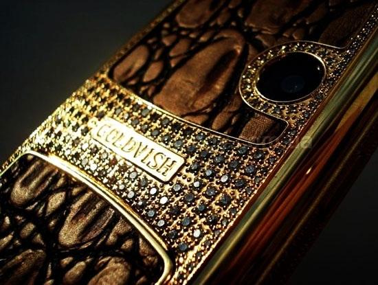 3 chiếc điện thoại đắt khó tin chỉ dành cho đại gia - Ảnh 1