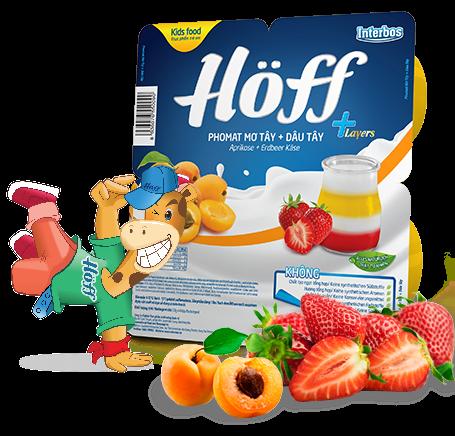 Phomat Hoff - dinh dưỡng cho bé, niềm tin cho mẹ - Ảnh 1