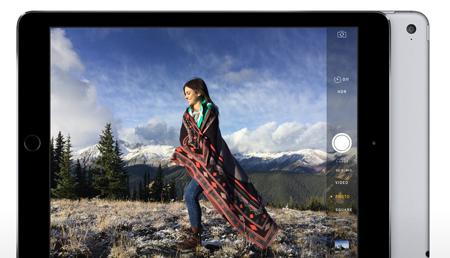 Điểm yếu chết người của iPad Air 2 - Ảnh 1