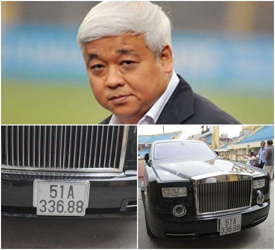 Rolls-Royce Phantom Rồng 40 tỷ đồng của bầu Kiên giờ ở đâu? - Ảnh 1