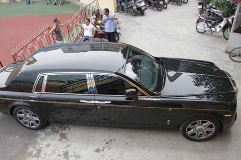 Rolls-Royce Phantom Rồng 40 tỷ đồng của bầu Kiên giờ ở đâu? - Ảnh 2