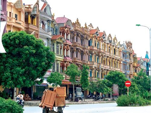 Những ngôi làng đại gia nức tiếng ở Việt Nam - Ảnh 2