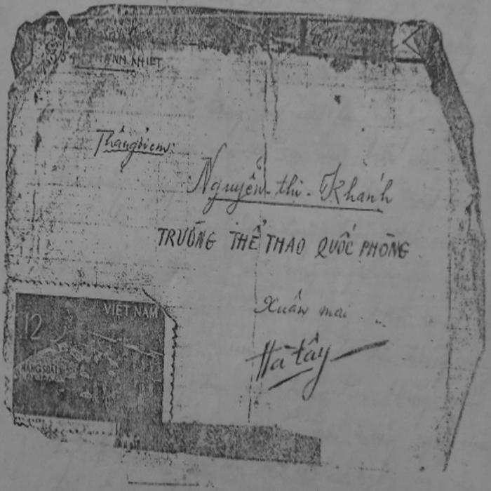 Lá thư tình thấm máu đồng đội về với chủ nhân sau 40 năm  - Ảnh 1