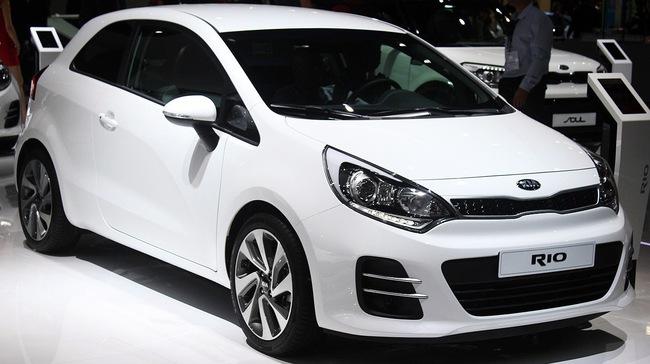 Chi tiết xe ôtô giá rẻ Kia Rio 2015 - Ảnh 1