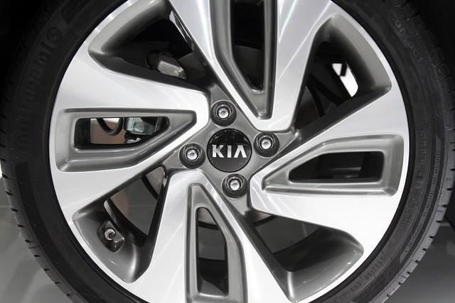 Chi tiết xe ôtô giá rẻ Kia Rio 2015 - Ảnh 12