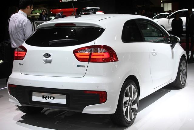 Chi tiết xe ôtô giá rẻ Kia Rio 2015 - Ảnh 5