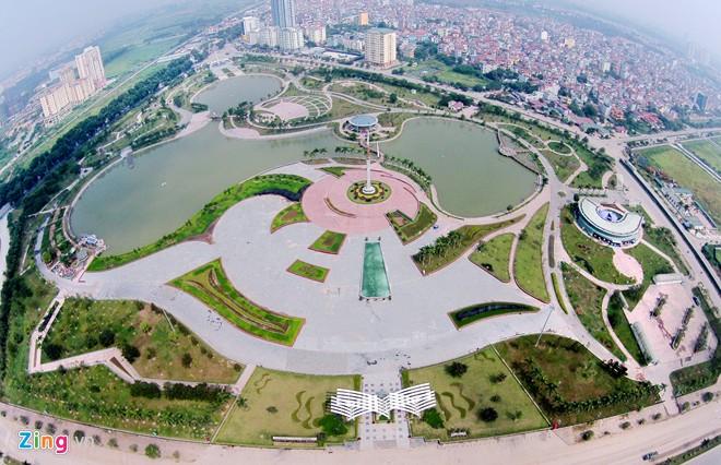 10 công trình hiện đại nhất Hà Nội - Ảnh 11