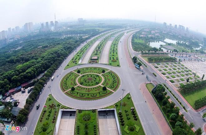 10 công trình hiện đại nhất Hà Nội - Ảnh 13