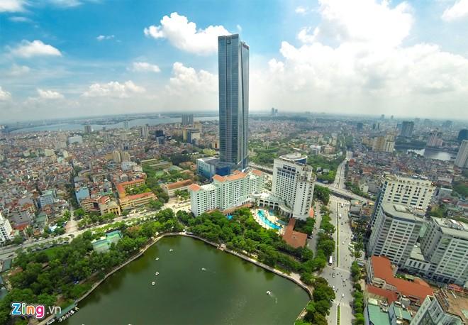 10 công trình hiện đại nhất Hà Nội - Ảnh 8