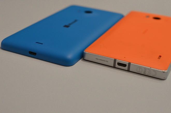 Ảnh thực tế Lumia 535 giá 2,7 triệu đồng - Ảnh 10