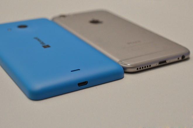 Ảnh thực tế Lumia 535 giá 2,7 triệu đồng - Ảnh 11