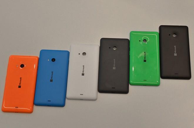 Ảnh thực tế Lumia 535 giá 2,7 triệu đồng - Ảnh 3