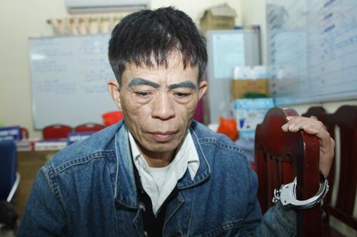 """Vụ chém CSGT cướp xe: Tóm gọn gã giang hồ """"giàu"""" tiền án - Ảnh 2"""