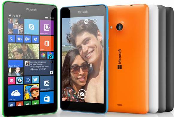 """""""Tất tần tật"""" về Lumia 535 của Microsoft - Ảnh 1"""