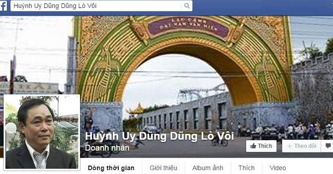 """Giả mạo Facebook: Chuyện không riêng của ông Dũng """"lò vôi"""" - Ảnh 1"""