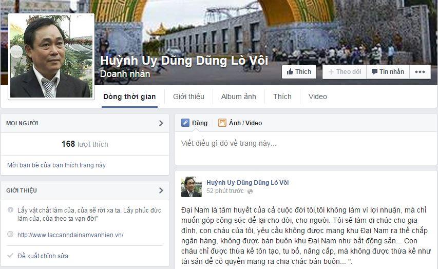 """Giả mạo Facebook: Chuyện không riêng của ông Dũng """"lò vôi"""" - Ảnh 2"""
