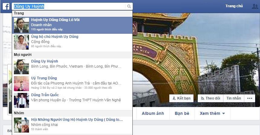 """Giả mạo Facebook: Chuyện không riêng của ông Dũng """"lò vôi"""" - Ảnh 3"""