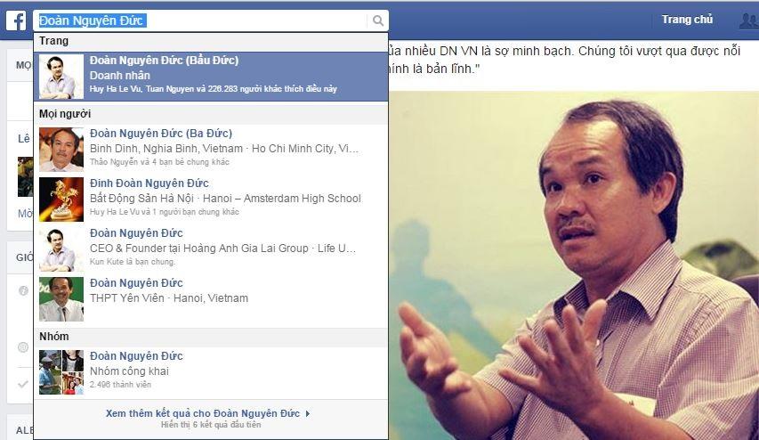 """Giả mạo Facebook: Chuyện không riêng của ông Dũng """"lò vôi"""" - Ảnh 4"""