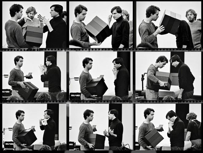 Những bức ảnh quý về Steve Jobs chưa từng được công bố - Ảnh 6
