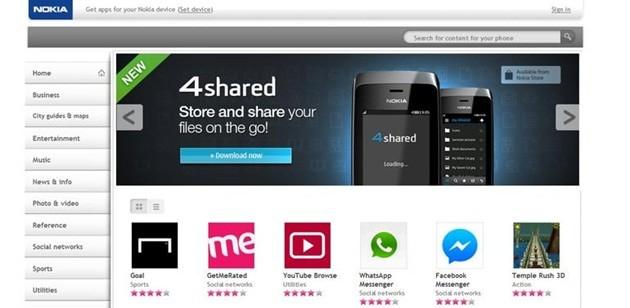 """Microsoft đóng cửa chợ ứng dụng cho các """"cục gạch"""" Nokia - Ảnh 1"""