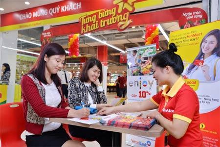 Vinmart đồng loạt khai trương 9 siêu thị và cửa hàng tiện ích  - Ảnh 3