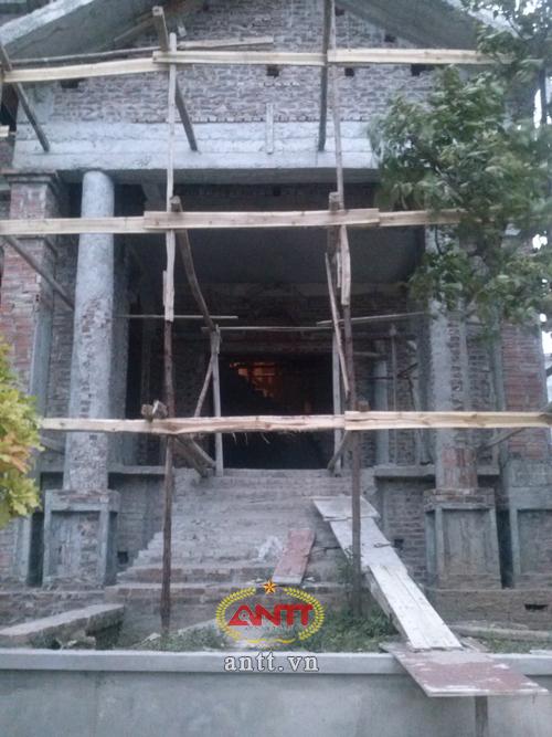 Hà Nội: Lâu đài xa hoa trong khu đô thị bình dân - Ảnh 6