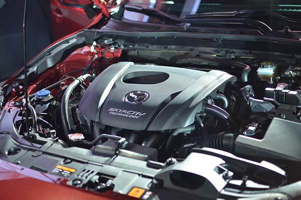 THACO giới thiệu Mazda 3 phiên bản 2015 cực mạnh mẽ - Ảnh 6