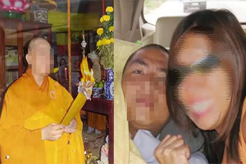 Tiết lộ bức thư của kẻ tung clip sex nghi của nhà sư ở Khánh Hòa - Ảnh 1