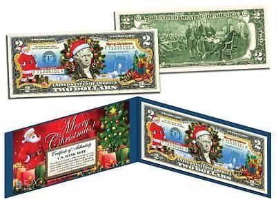"""Sưu tập tiền """"độc"""" cho mùa Giáng sinh và Tết Ất Mùi - Ảnh 1"""