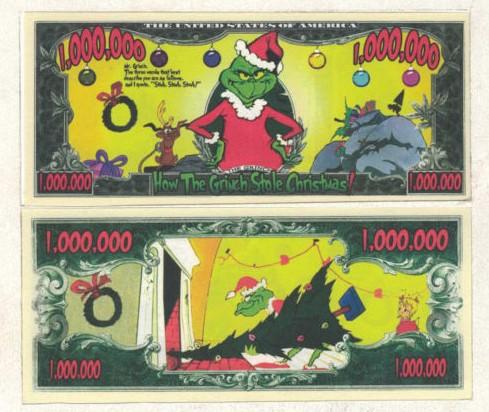 """Sưu tập tiền """"độc"""" cho mùa Giáng sinh và Tết Ất Mùi - Ảnh 2"""