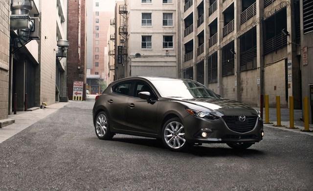 Mazda 3 được bình chọn là chiếc xe tốt nhất năm 2014 - Ảnh 1