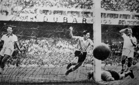 Câu chuyện kì diệu về chiếc vé xem trận chung kết World Cup 1950 - Ảnh 2