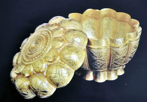 Huyền sử kho báu vàng tấn trên đất Việt - Ảnh 3