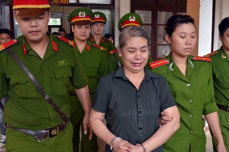 Nữ tử tù có hoàn cảnh éo le - Ảnh 1